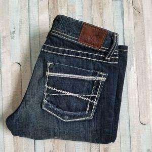 BKE Stella Slim Bootcut Jeans